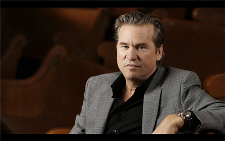 Val Kilmer VIP Ticket