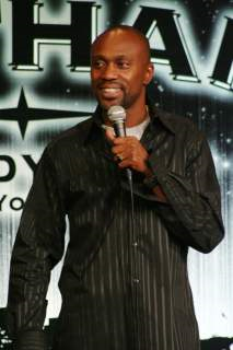 Comedy Throwdown with Tony Woods