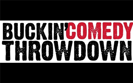 Buckin' Comedy Throwdown