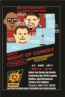 Geek''s Night of Comedy