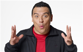 Carlos Mencia VIP PACKAGE