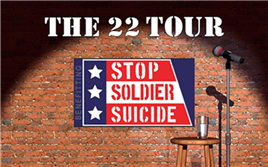 The 22 Tour to Stop Soldier Suicide