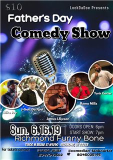 Father's Day Comedy Show