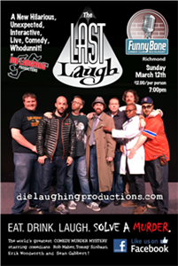Murder Mystery Comedy Show - The Last Laugh