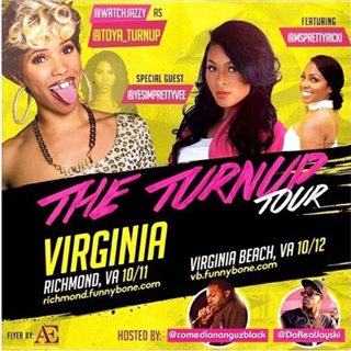 The Turn-Up Tour