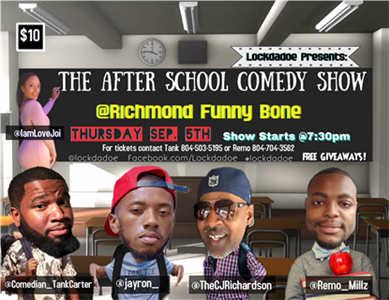The After School Comedy Show