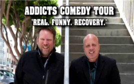 Addicts Comedy Tour