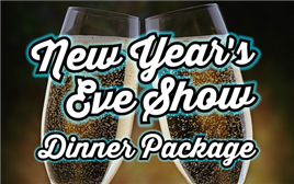 NYE Dinner Package w/ Leonard Ouzts