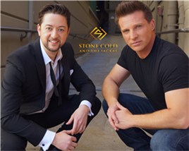 STEVE BURTON AND BRADFORD ANDERSON, STONE COLD AND THE JACKAL TOUR